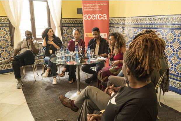 El VII Árbol de las palabras formará a jóvenes cineastas africanos en cómo distribuir su cine