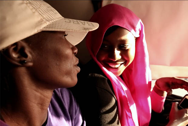 Gender parity among the African directors in the official selection at the Tarifa-Tangier African Film Festival