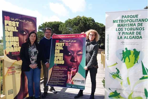 El Puerto de Santa María-Parque de Los Toruños extienden el Festival de Cine Africano